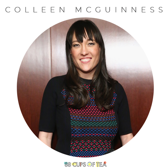 COLLEEN MCGUINNESS: '30 ROCK' Writer & Producer Chats Pitching Pilots & How She Landed Her Literary Agent