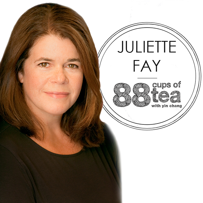 Juliette Fay chats with 88 Cups of Tea