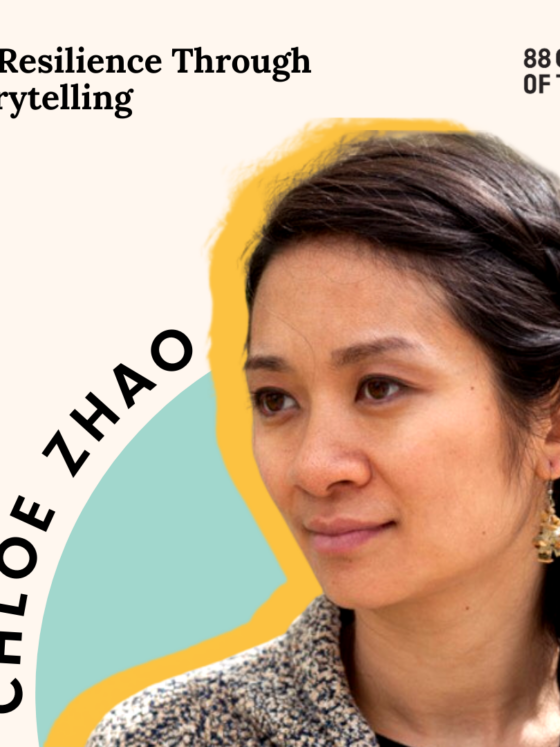 88 Cups of Tea Podcast Episode with Chloe Zhao
